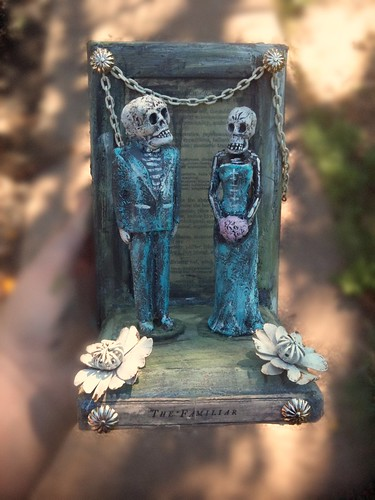 """The Familiar"" Day of the Dead Project"