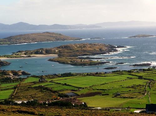 Derrynane Bay, Iveragh Peninsula