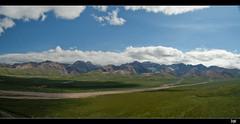 Montañas del Denali National Park (Mountains of Denali National Park)