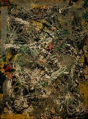 Untitled, c. 1949, Jackson Pollock