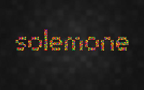 mosaic solemone texteffect