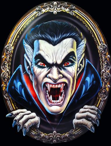 Vampire Plaque