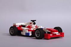 Toyota TF104 Formula 1 Racer - 2004
