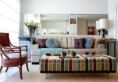 decorar um apartamento gastando pouco dinheiro