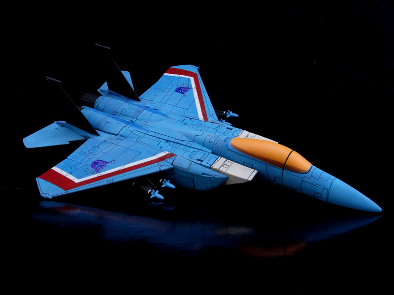 Masterpiece Thundercracker v2
