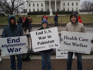 The Peaceable Assembly Campaign - January 2010