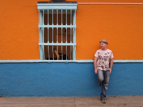 Before: Barrio San Antonio, Cali, Colombia