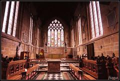 St John the Baptist Alter (Miaowlicious) Tags: church nikon derbyshire peakdistrict sigma peaks stjohnthebaptistchurch stjohnthebaptist sigma1020 nikond300