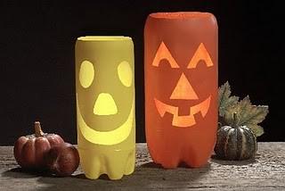 plastic-pumpkin-luminaries