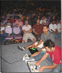 Shirts and ChoiBoy facing off at Evo2k8