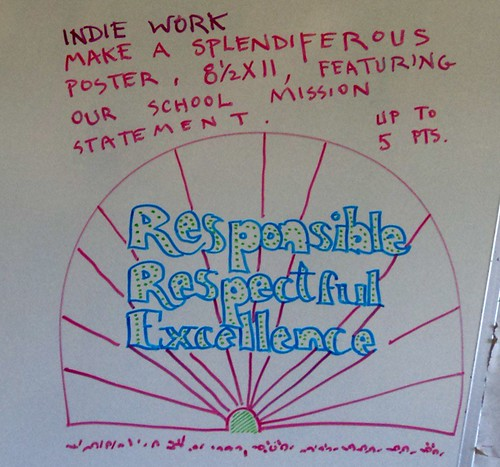 Indie work: be responsible, be respectful, seek excellence by trudeau