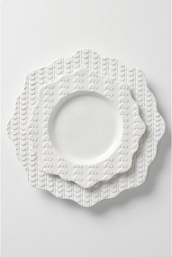 FF_monochrome mosaic dinnerware_anthropologie