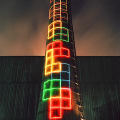 Industrial tetris