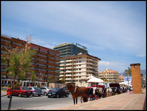 Coche de Caballos Fuengirola