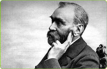 Alfred Nobel, the founder of the Nobel P by BlatantWorld.com, on Flickr
