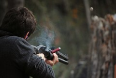 202 (C. Campbell) Tags: chris photography nikon c guns springfield 500 russian campbell 1022 ak47 savage sks mossberg ruger 3006 plinker xd9 wasr10 plinking d3000 krinker ccampbell