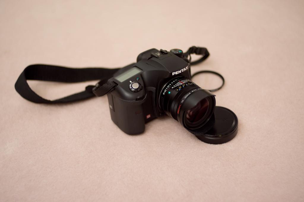 Pentax K10D 31mm f1.8