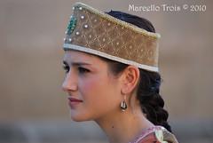 damigella (Marcello Trois) Tags: sardegna nikon medioevo dolianova damigella marcellotrois turabolis