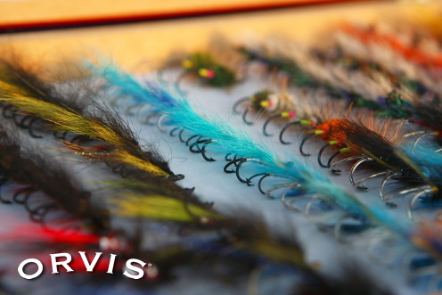 Orvis Fly Fishing Contest - Salmon Flies
