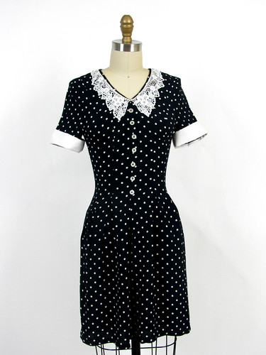 VINTAGE 1990's BABY DOLL DRESS