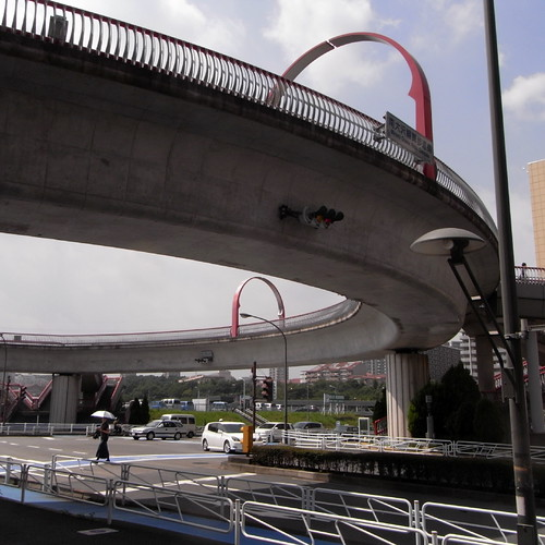 Minami Osawa Rinbu Overpass 01