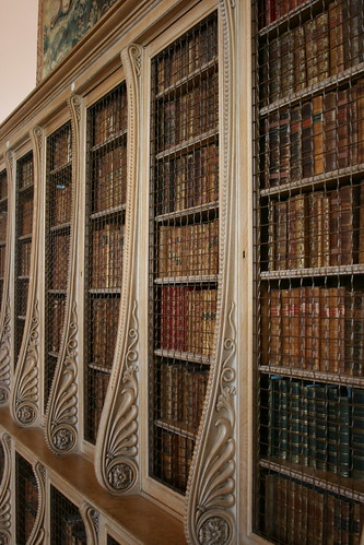 Library, Castle Howard