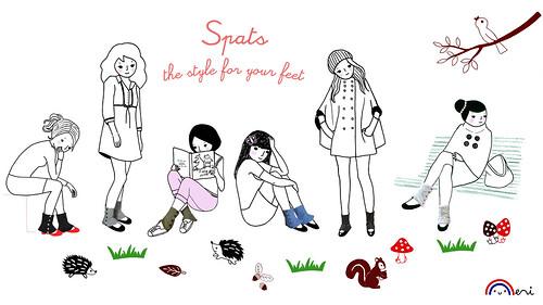 handmade spats