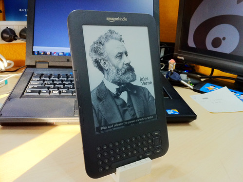 Kindle 3 Landscape