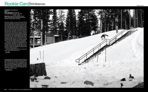 East Coast Snowboarding Magazine September 2009