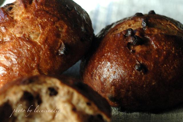 Panini cioccolatosi