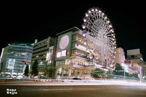 名古屋の夜景1
