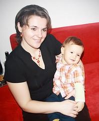 Paula si bebe :)
