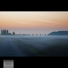 good morning [052/365] (pkuhnke) Tags: morning fog sunrise 50mm nikon nebel nikkor sonnenaufgang niedersachsen morgennebel 052 frhnebel osterholz 365days 365project lesumstotel