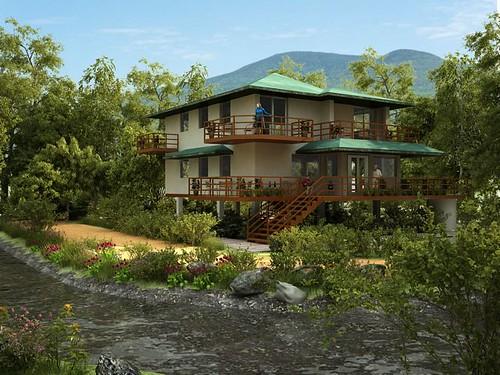 mindo-ecuador-house