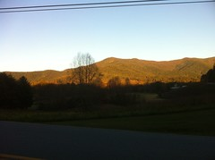 Ridge From Hwy 76