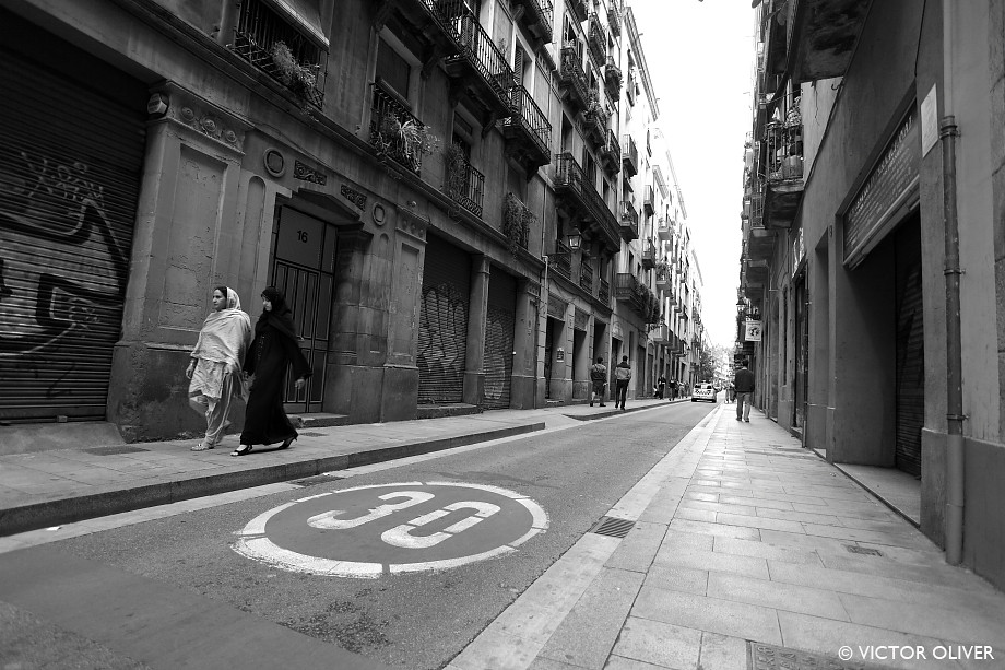 puta callejera raval barcelona prostitutas