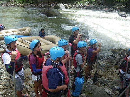 White Water Rafting CDO8