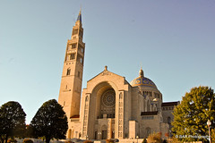 Basilica of the National Shrine of the Immaculate Conception (BAR Photography) Tags: immaculateconception nationalshrine basilicaofthenationalshrineoftheimmaculateconception ourladyoftheimmaculateconception religioustemples dctemples washingtondctemples catholictemples catholicuniversityshrines emptyshrines