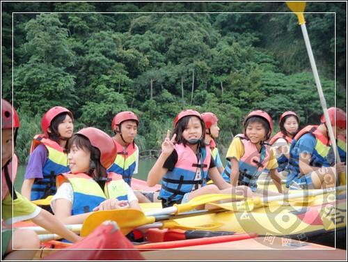 20101016紅心字會碧潭獨木舟巡禮39