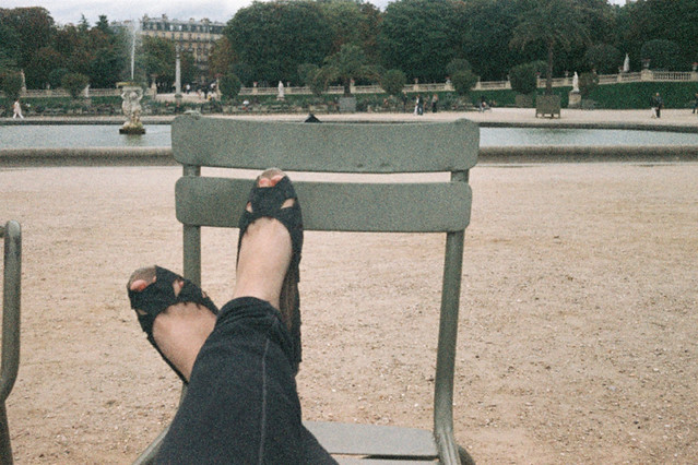 Lomo Paris