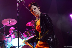 The Cranberries (Taiz Dering) Tags: show irish rock brasil sopaulo iralanda thecranberries credicardhall taizderingdoloroesoriordan