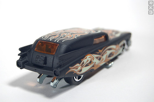 Mattel Hot Wheels - '59 Cadillac Funny Car (2010 Scary Cars 5-pack, Target excl., 9/10)