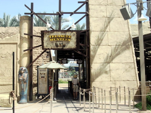 Universal Studio Singapore - Ancient Egypt (15)