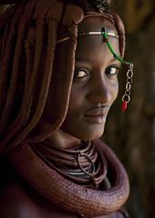 Miss Mucaniama, Himba tribe Angola (Eric Lafforgue) Tags: africa people woman cute tourism girl beauty face nice african profile culture tribal safari human tribes blackpeople afrika tradition tribe ethnic namibia cultura tribo jewel himba angola afrique ethnology tribu tourismo nomadic herero namibie kaokoland etnia tribus tnico bantou etnias 9333 angolan ethnie pastoralpeople himbas cuene hereros kuene    suldeangola      bantoue thnicgroup southangola
