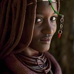 Miss Mucaniama, Himba tribe Angola