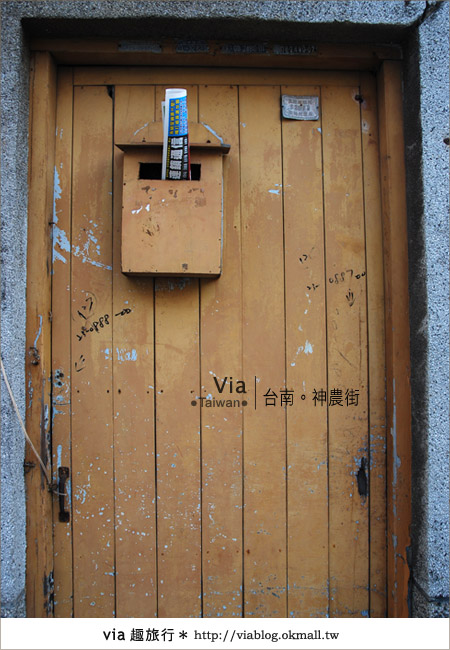 【台南神農街】一條適合慢遊、攝影、感受的老街8