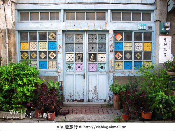 【台南神農街】一條適合慢遊、攝影、感受的老街28