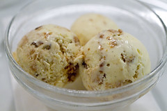 Hazelnut Praline Ice Cream