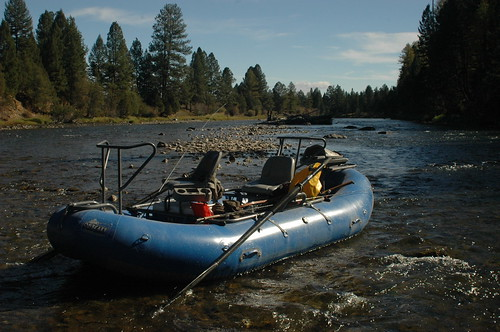 Floating the Blackfoot River