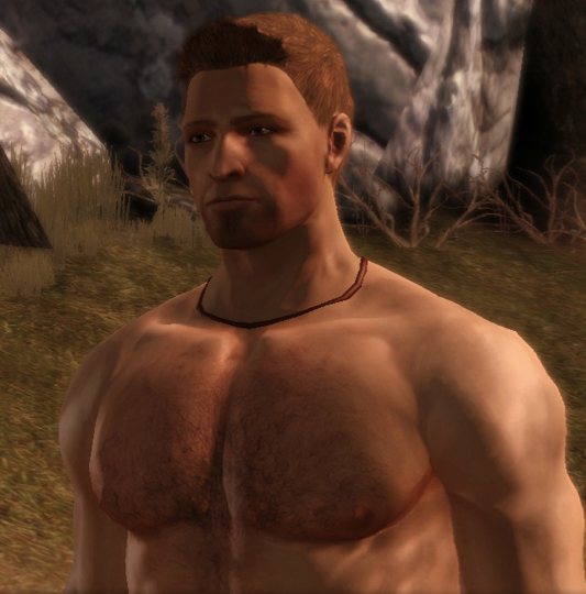 Sexy alistair